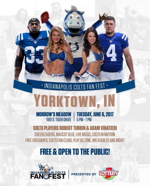 49563f64 Indianapolis Colts Fan Fest! - MuncieCalendar.com