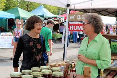 Minnetrista Outdoor Farmers Market